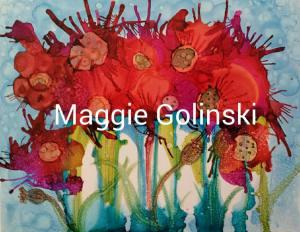 Poppies - Original Sold